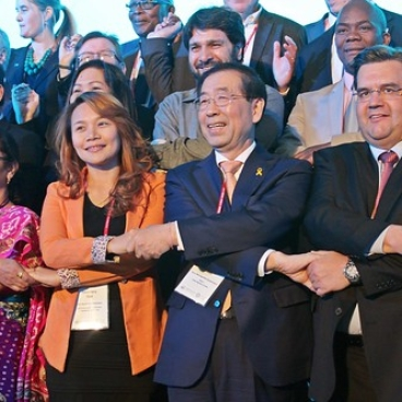"Compact of Mayors gains momentum with 36 additional cities • <a style=""font-size:0.8em;"" href=""http://www.flickr.com/photos/45236753@N04/16502532614/"" target=""_blank"">View on Flickr</a>"